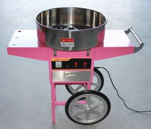 zuckerwattemaschine 1